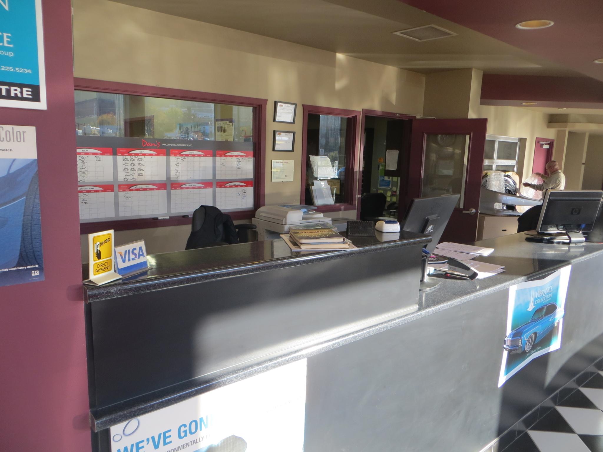 Dan's Kamloops Collision Centre in Kamloops