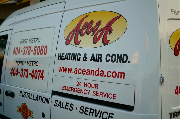 Ace & A Heating & Air Conditioning of DeKalb Inc.