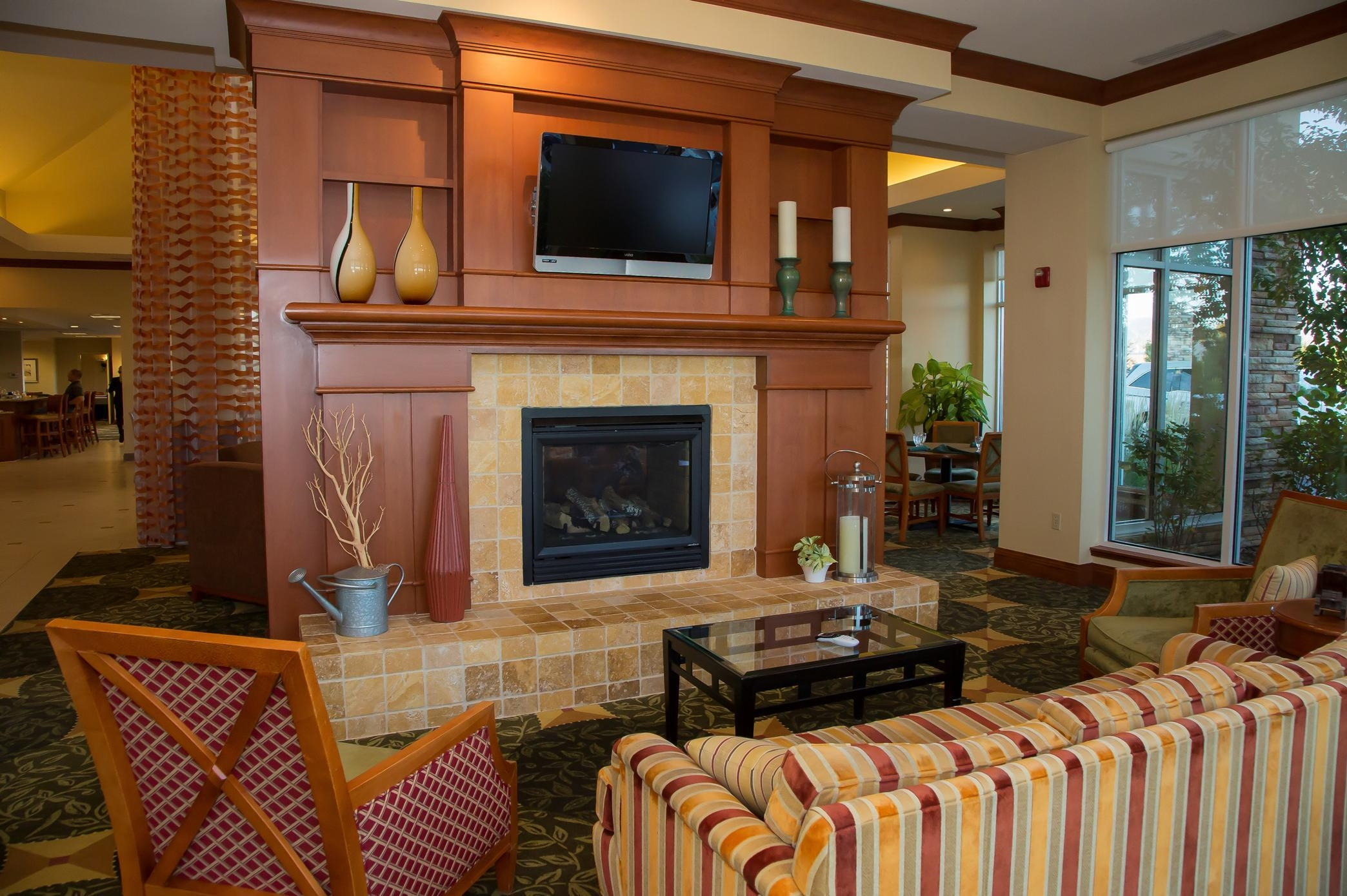 Hilton Garden Inn Colorado Springs Airport In Colorado Springs Co 80916