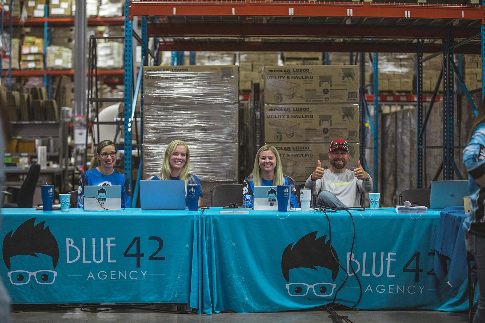 Blue42 Agency