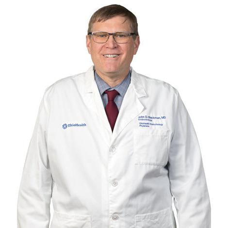 John David Blackman, MD