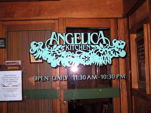 Angelica Kitchen - New York, NY