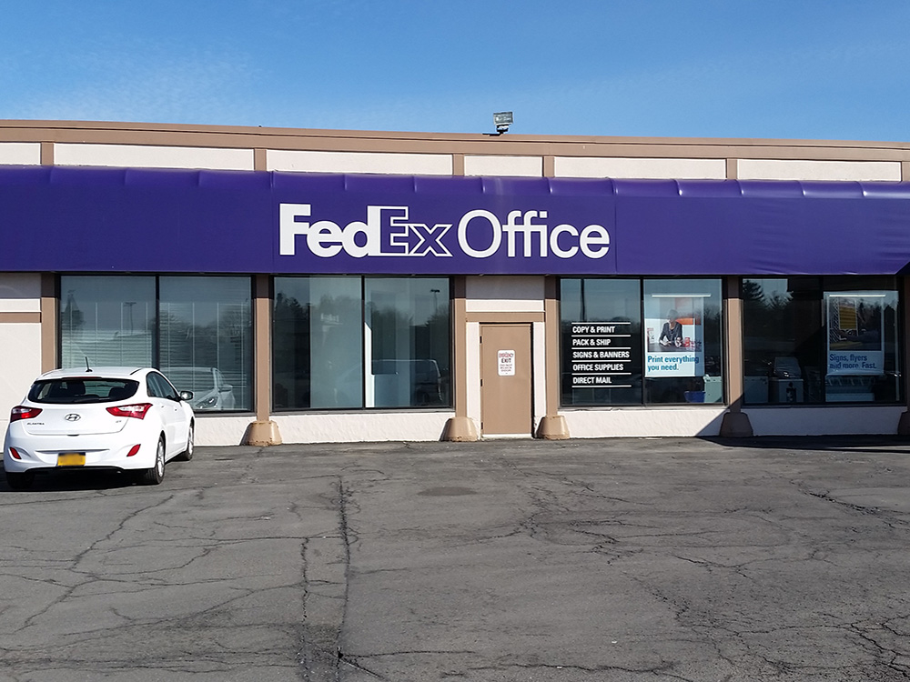 Present your number at the counter during your next visit to a FedEx Office location. Conveniently print directly from your desk to any FedEx Office with FedEx Office SM Print Online.