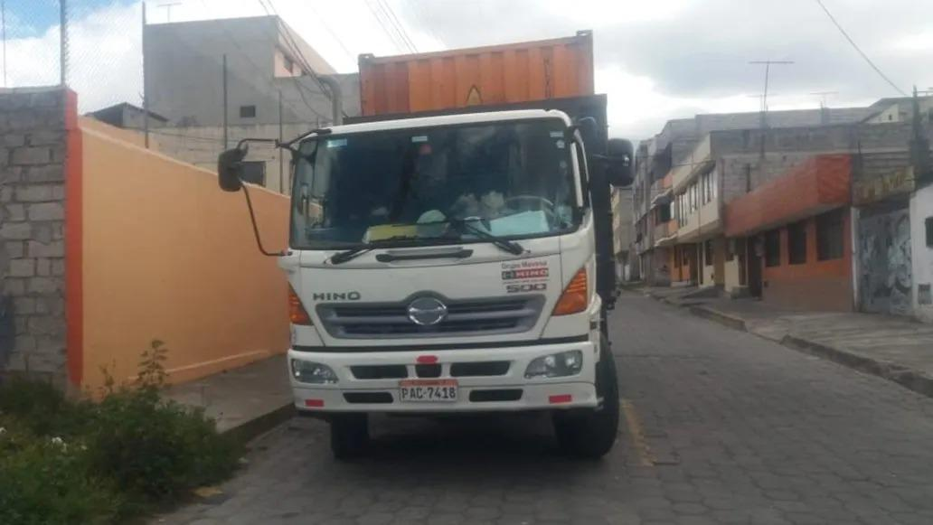 Compañía de Transporte Pesado Galloexpre C. A.