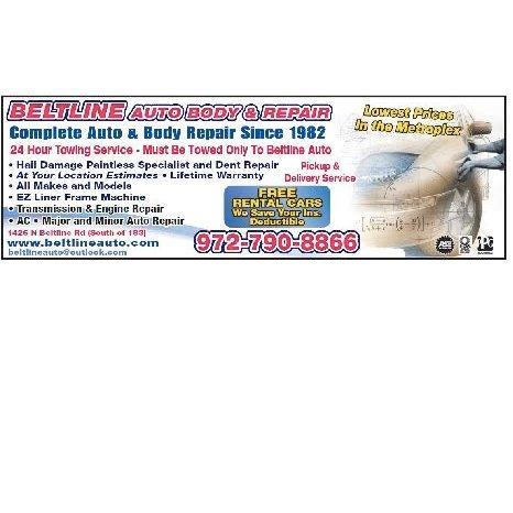 Beltline Auto Body & Repair