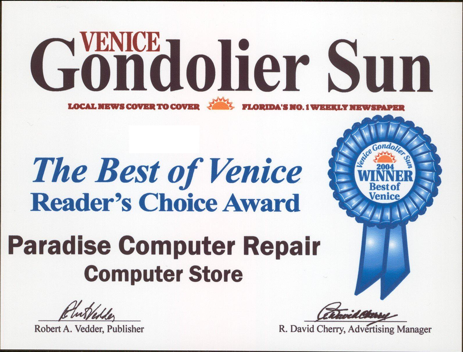 venice coupon