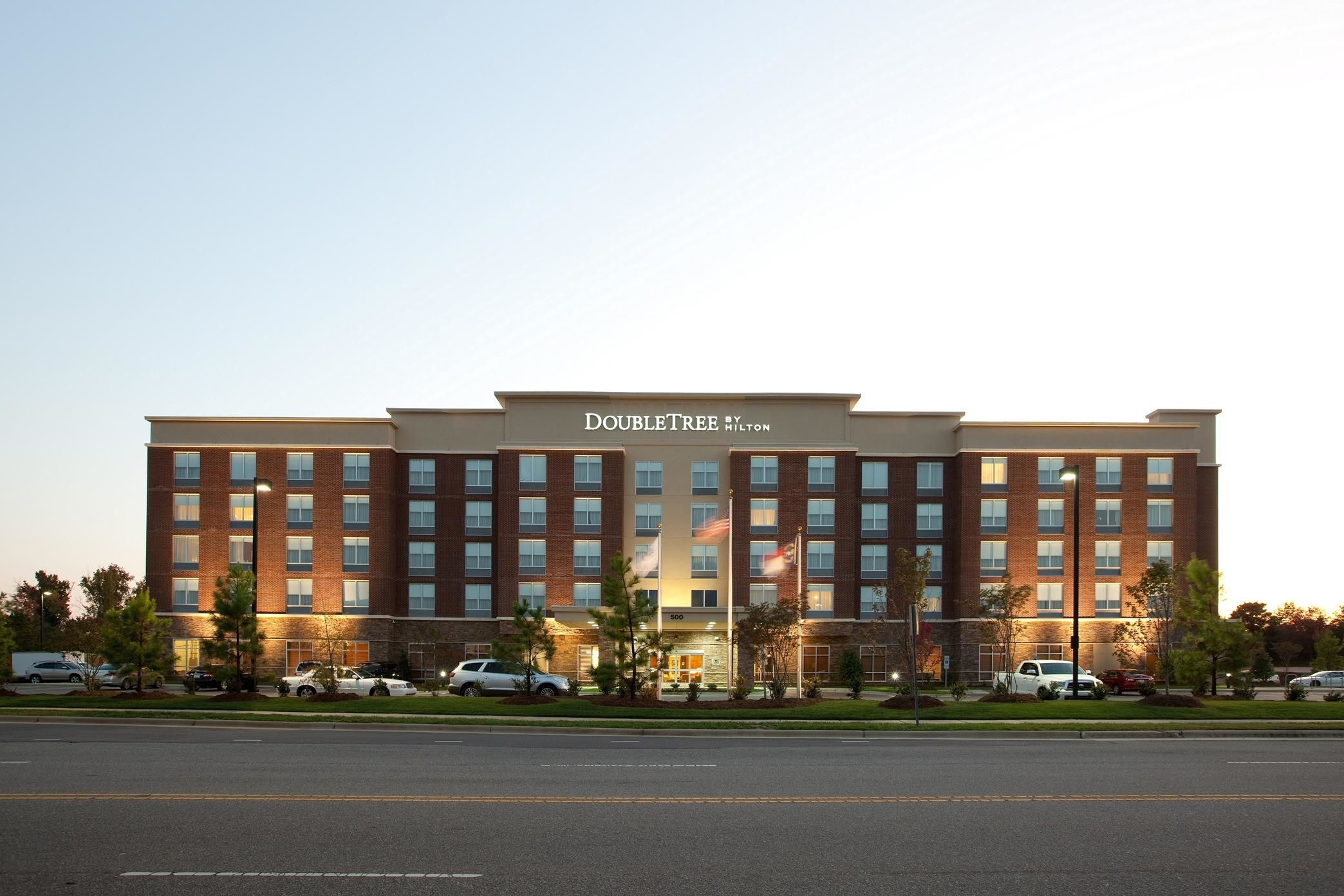 Hilton Properties In Raleigh Nc