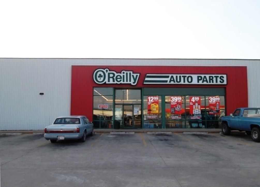 O Reilly Auto Parts Muskogee Oklahoma Ok
