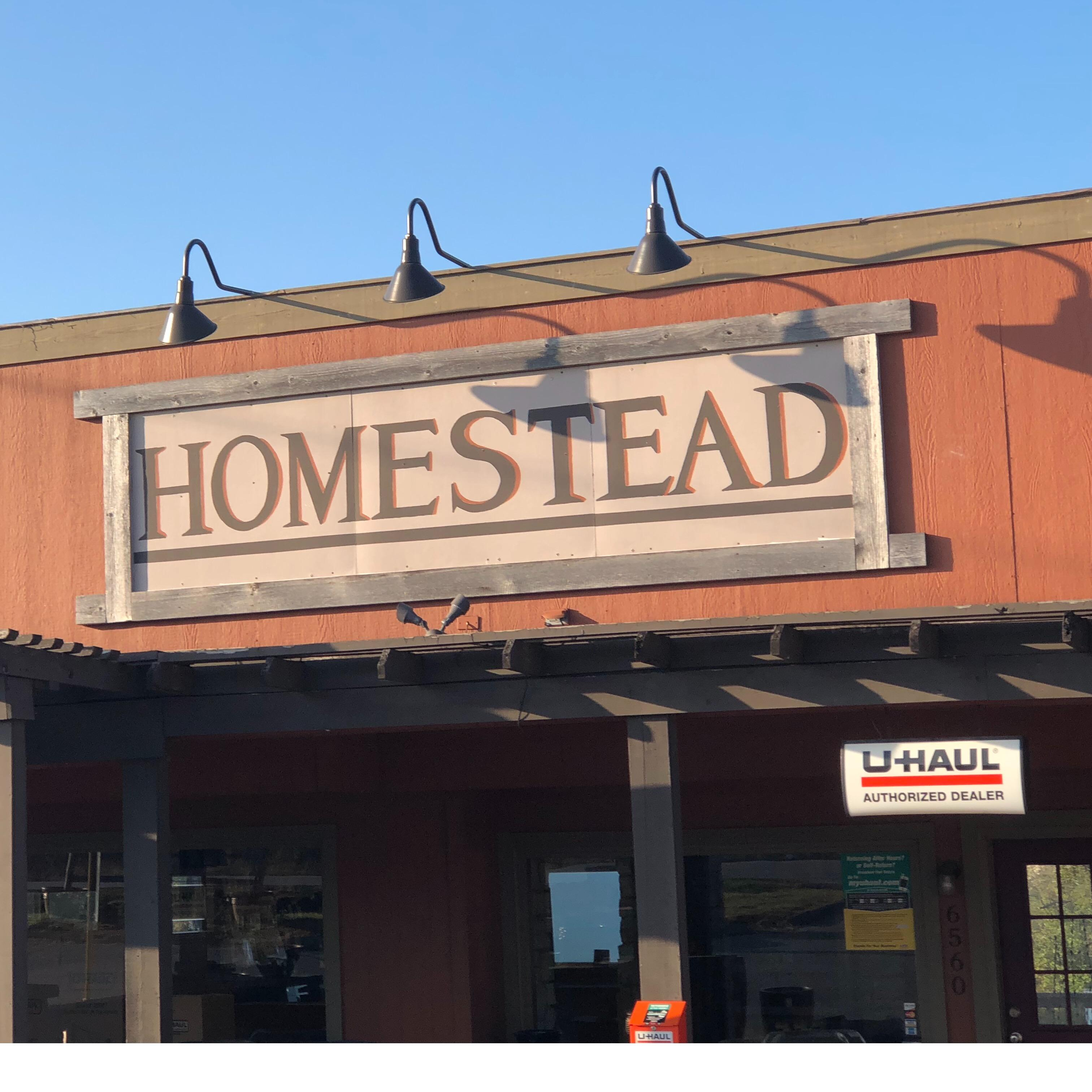 Homestead Landscaping Materials
