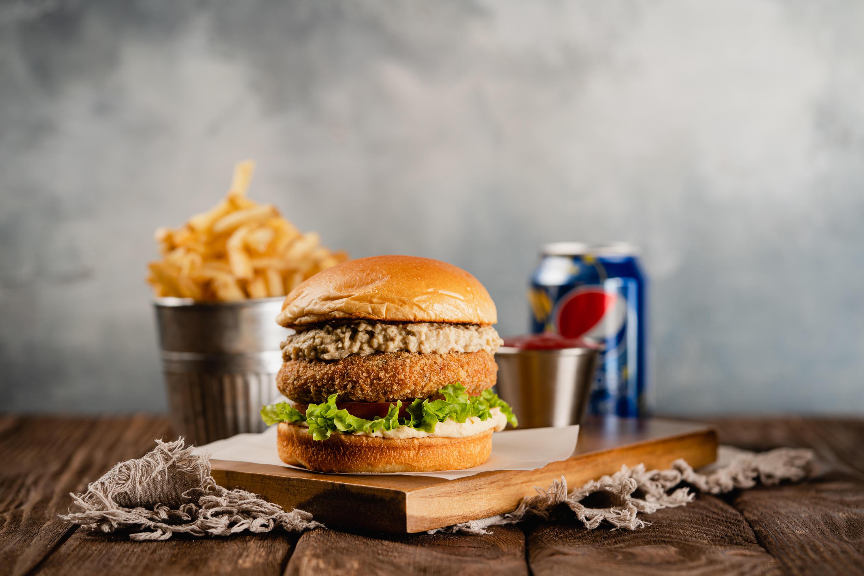 The Burger Fix - ذا برجر فيكس - Gate Avenue