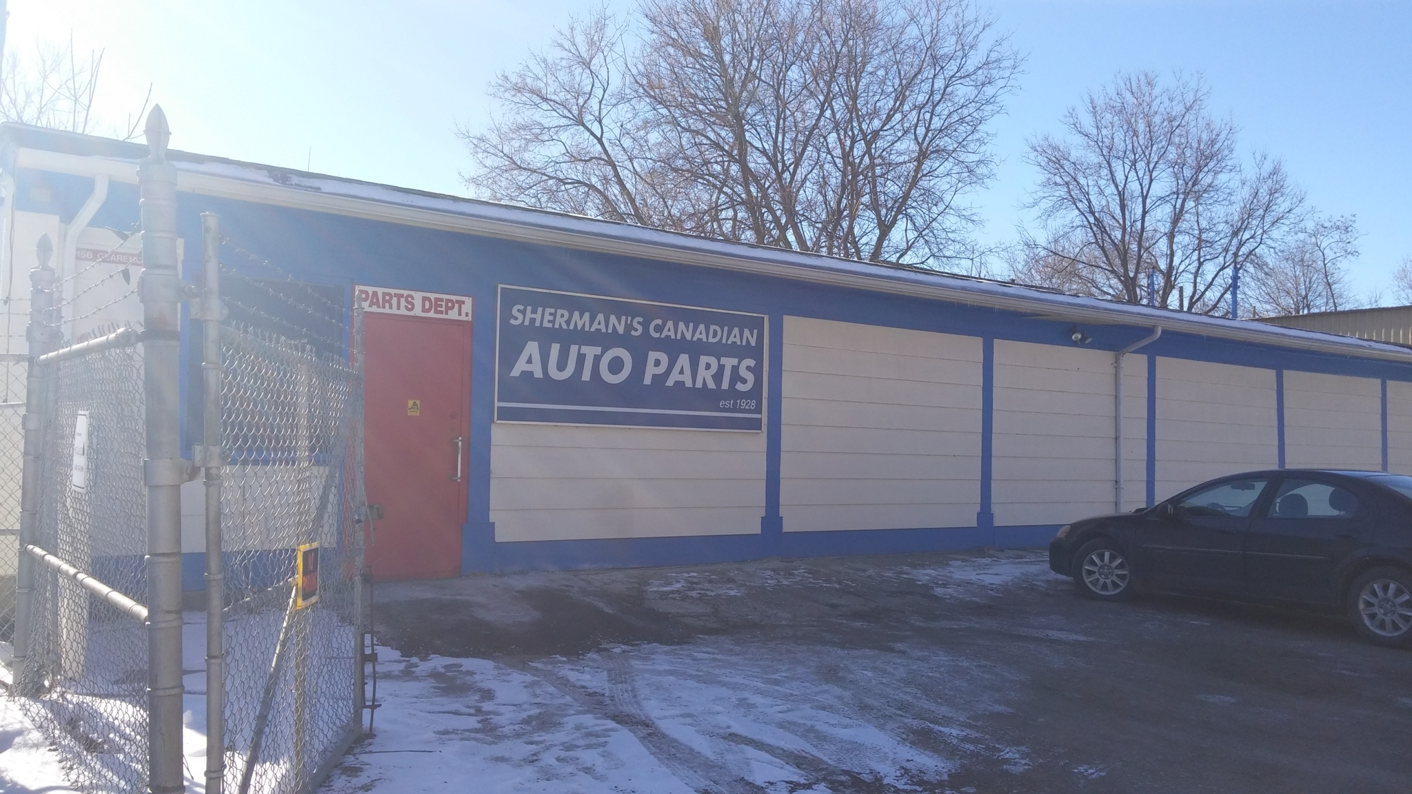 Auto Value-Sherman's Canadian in Brantford