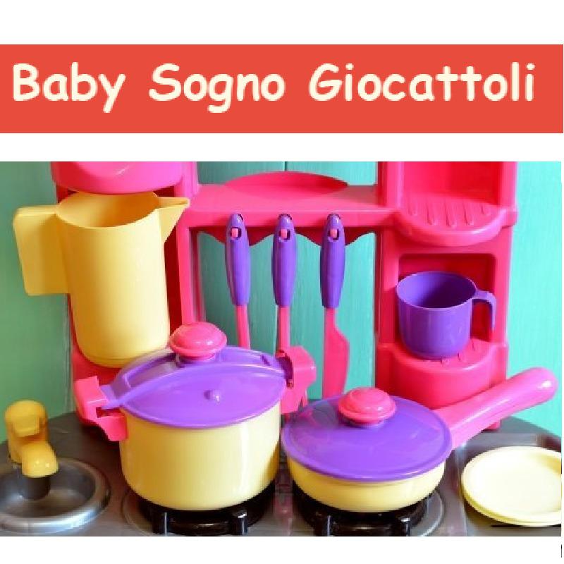 Baby Sogno - La Giraffa Giocattoli
