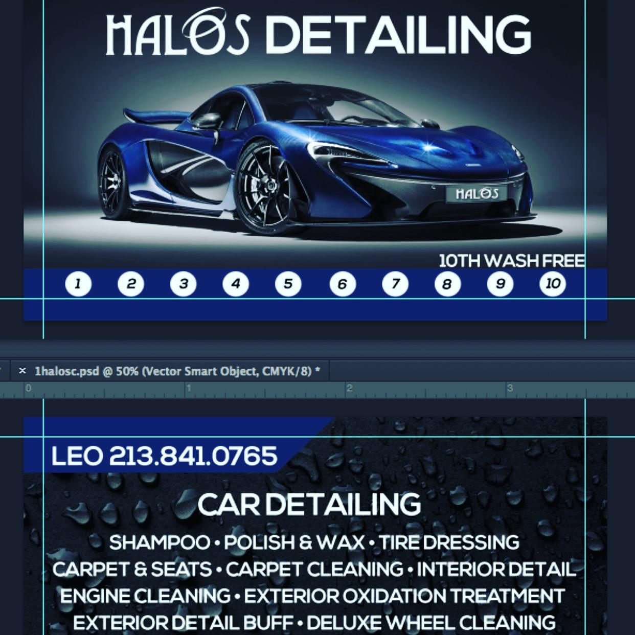 Halos Detailing