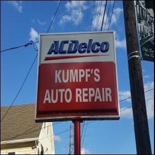 Kumpf's Auto Repair - New Cumberland, PA - General Auto Repair & Service