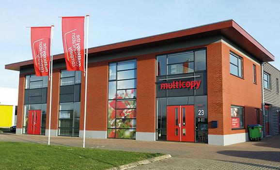 Multicopy The Communication Company | Enkhuizen