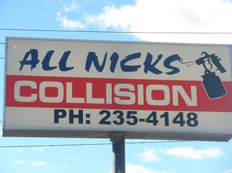 All Nicks Collision Ltd