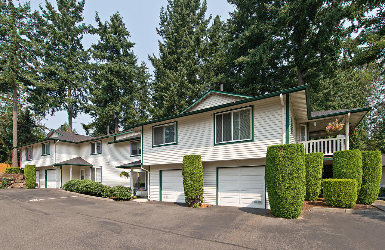 Evergreen Apartment Homes Federal Way Washington Wa