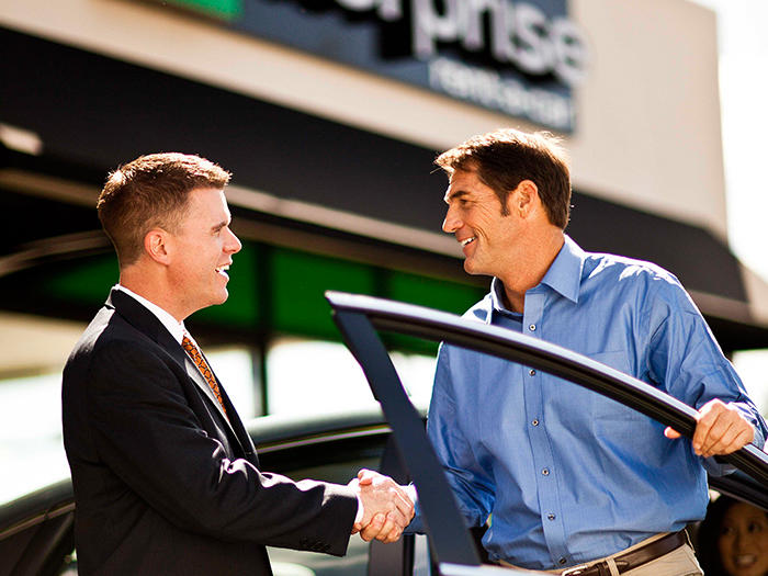 Enterprise car rental shorewood il