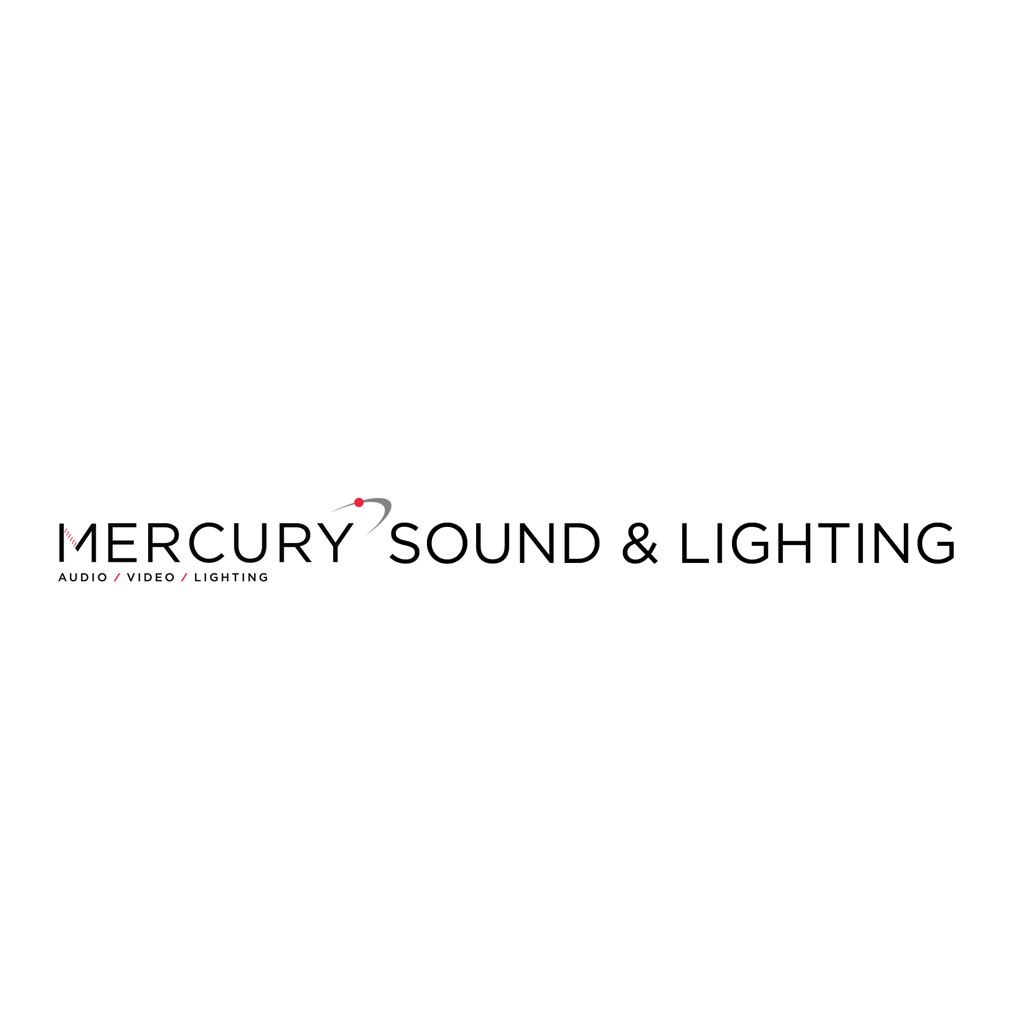 Mercury Sound & Lighting logo