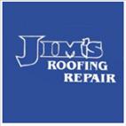 Jim's Roofing Repair logo