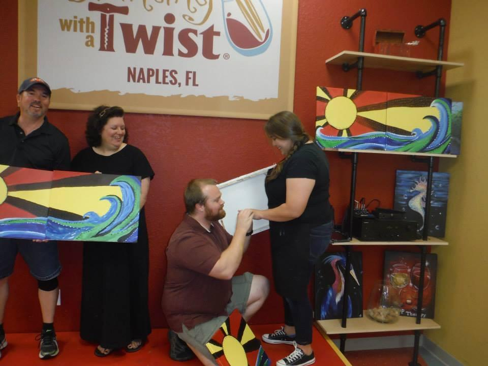 painting with a twist in naples fl 34110
