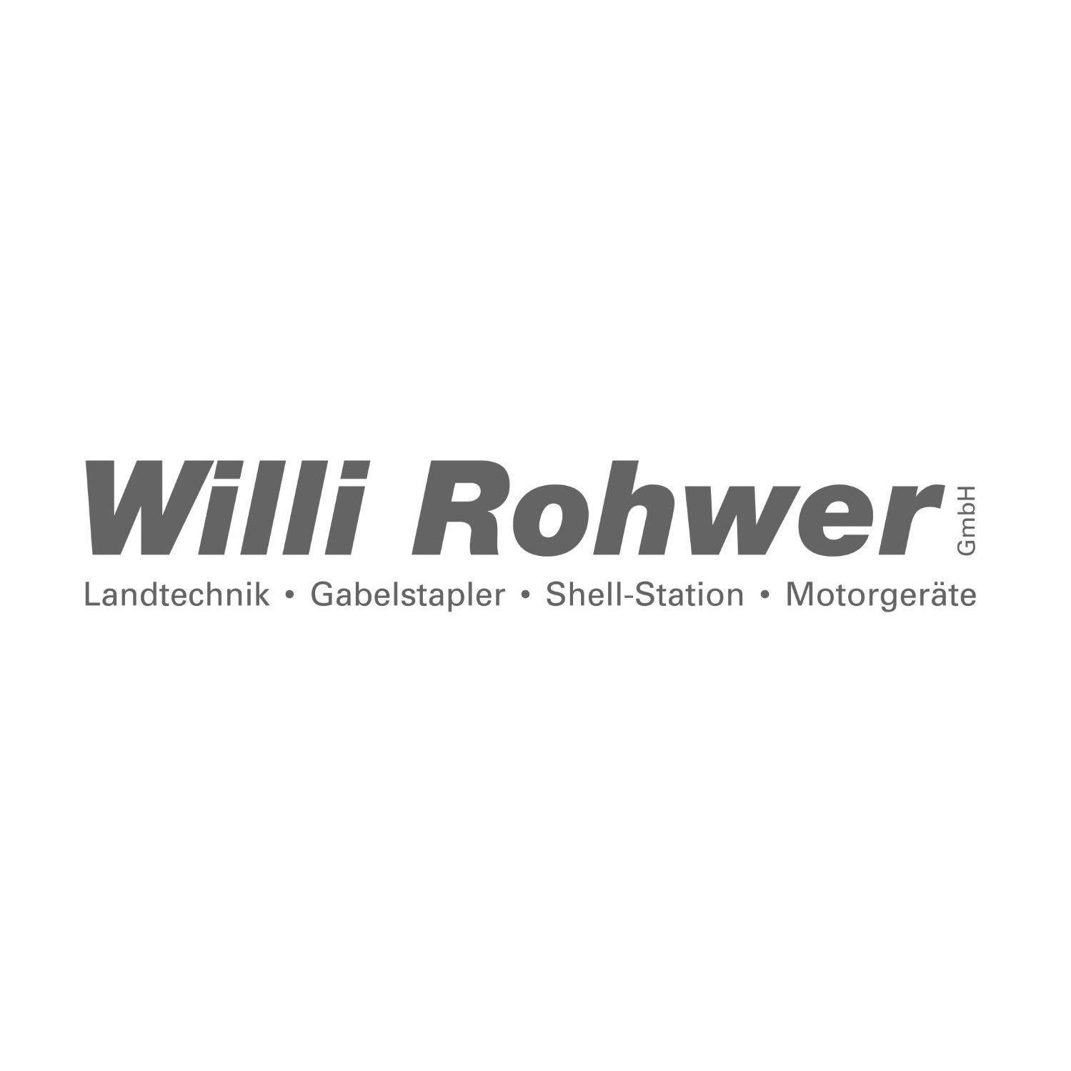 Bild zu Willi Rohwer GmbH in Jevenstedt