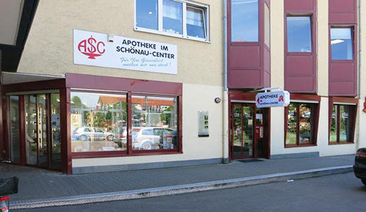Apotheke im Schönau-Center