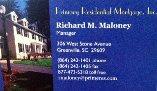 Primary Residential Mortgage, Inc - ad image
