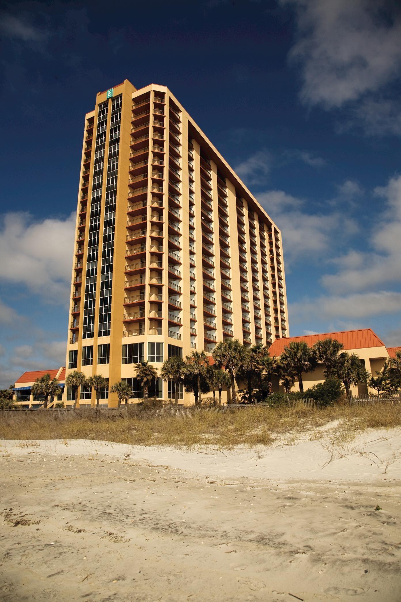 Embassy Suites Conference Center Myrtle Beach South Carolina