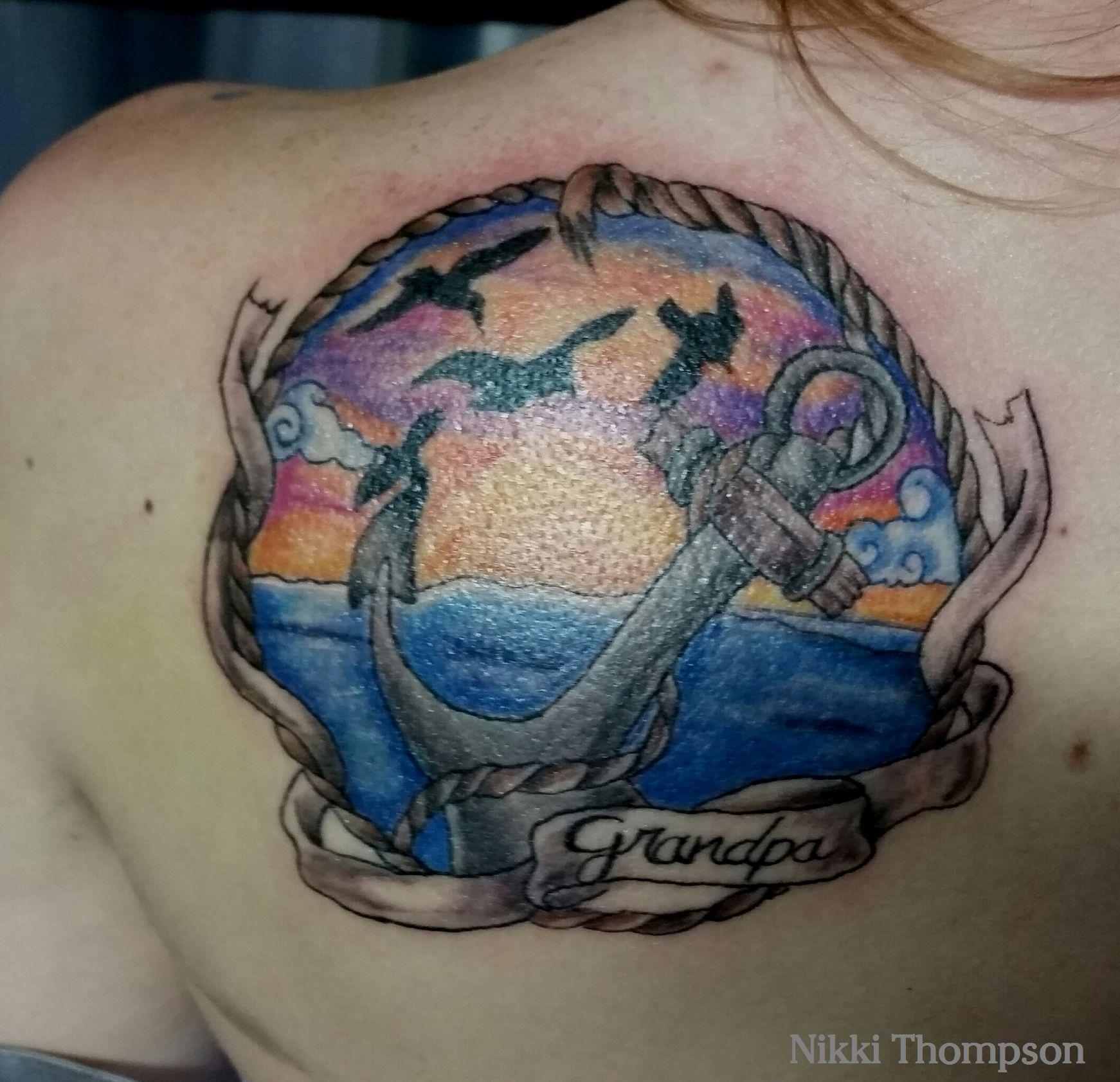 Nikki 39 s tattoo studio matthews north carolina nc for 3d nipple tattoo
