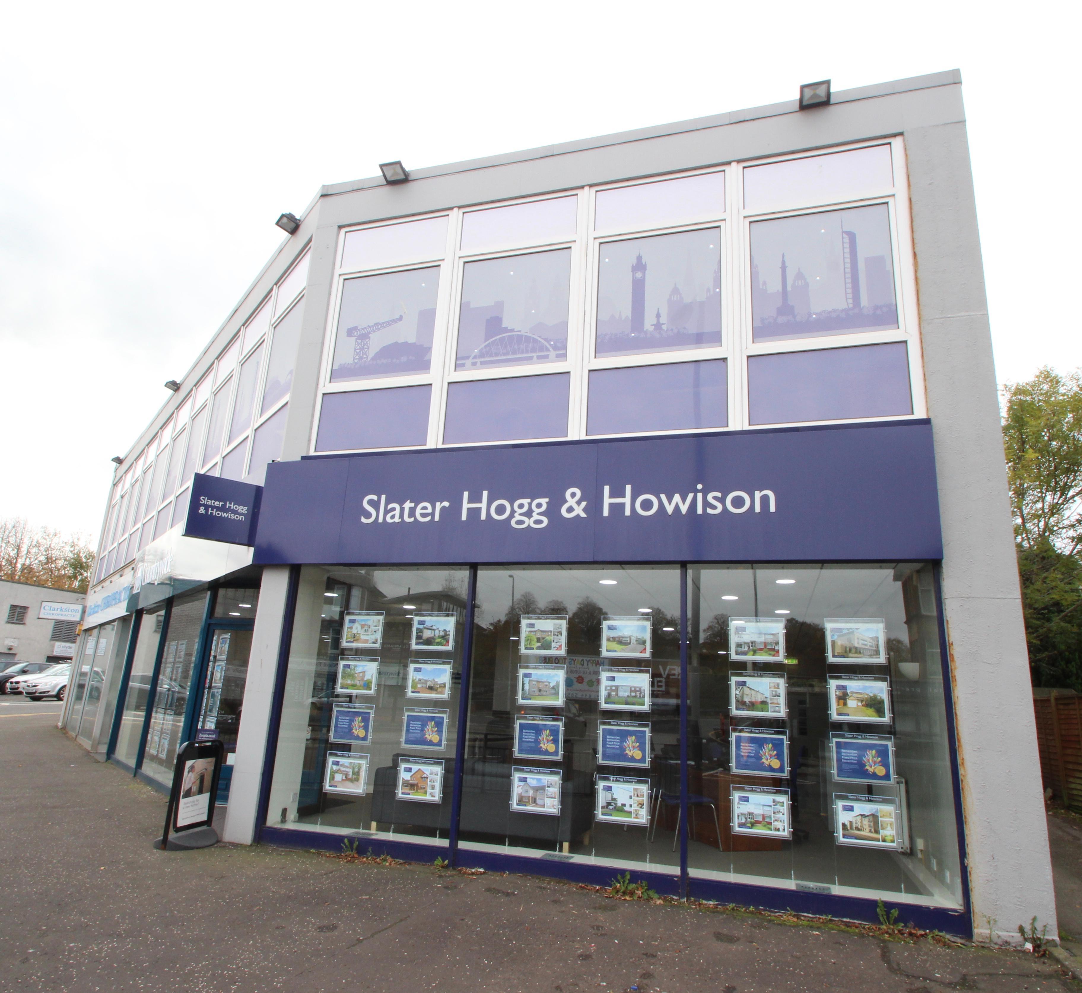 Slater Hogg & Howison Estate Agents Clarkston