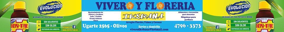 VIVERO Y FLORERIA IKEBANA