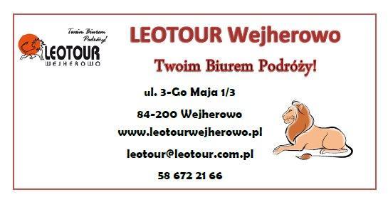 """LEOTOUR Wejherowo"" Regina Baranowska-Rzepa"