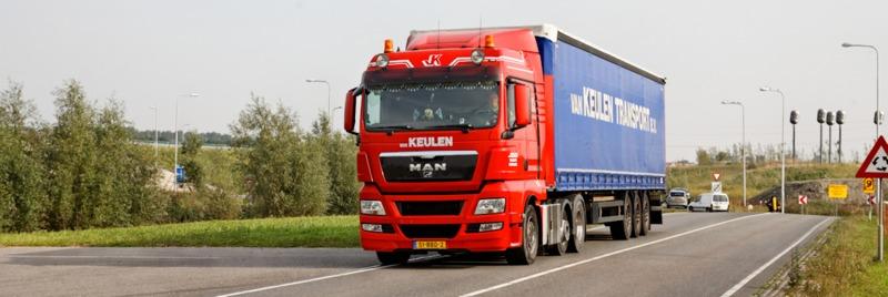 Keulen Transport BV Van
