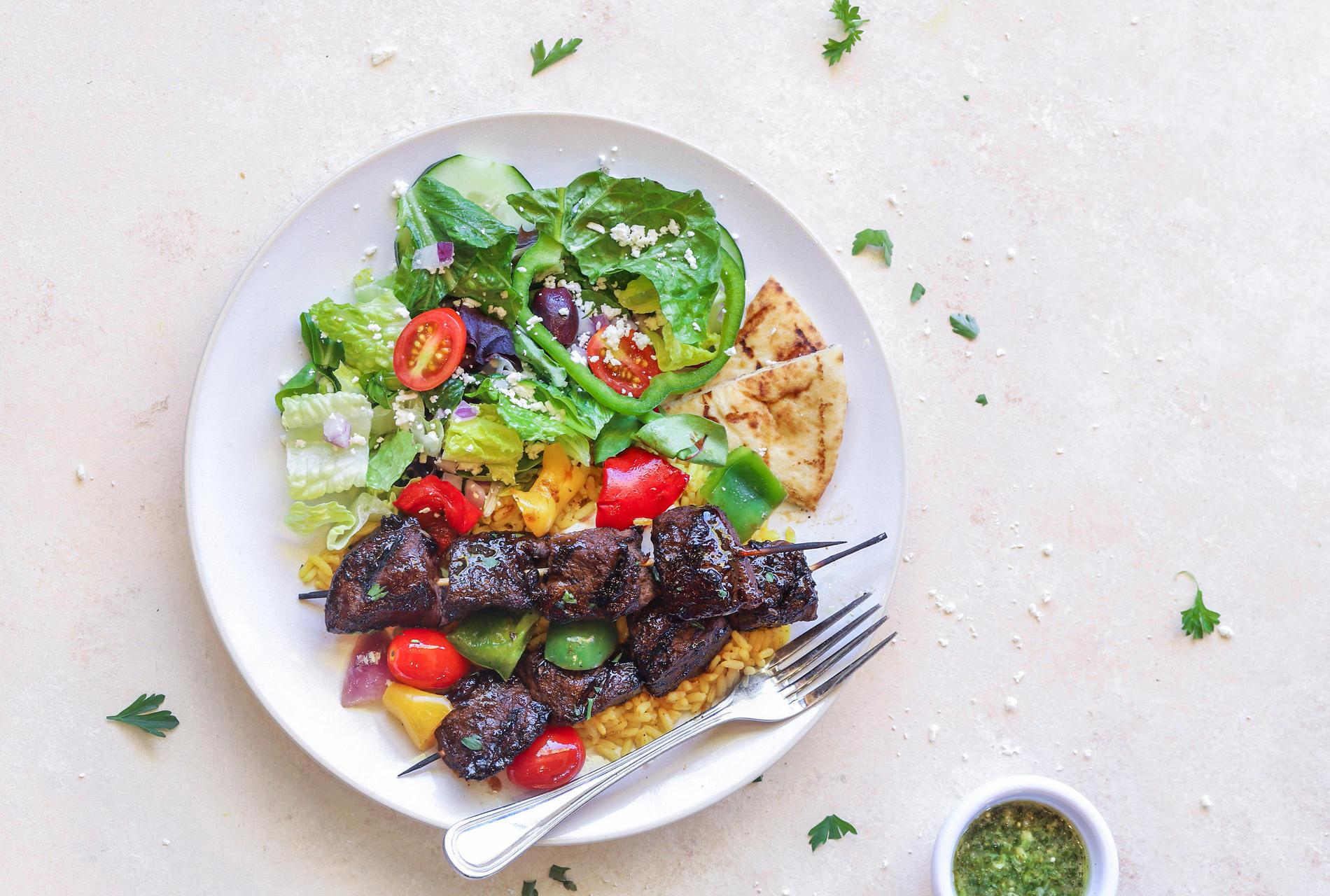 Steak Kabobs