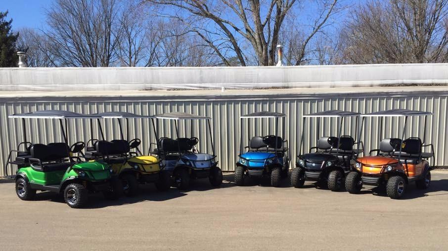 Golf Cars Plus