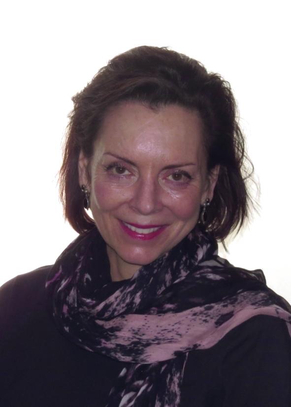 Constance Lalinec, PhD in Westmount