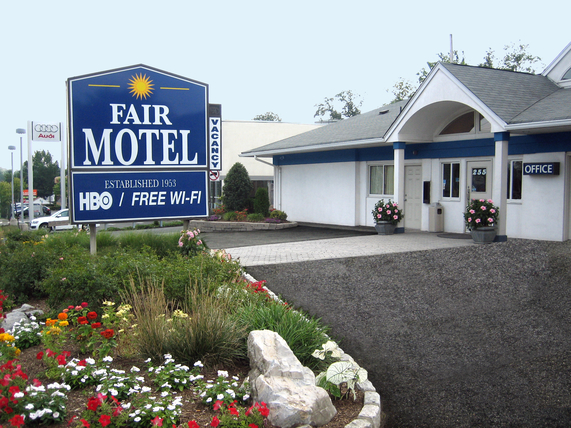 Fair Motel - Saddle River, NJ