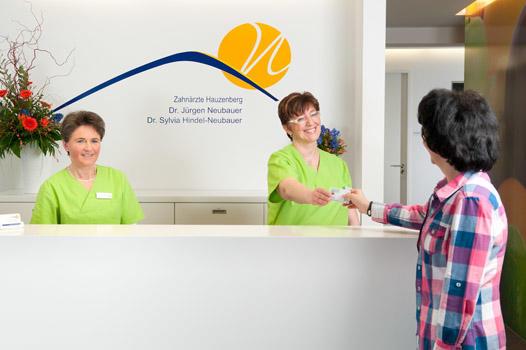 Zahnarztpraxis Dr. Jürgen Neubauer & Dr. Sylvia Hindel-Neubauer