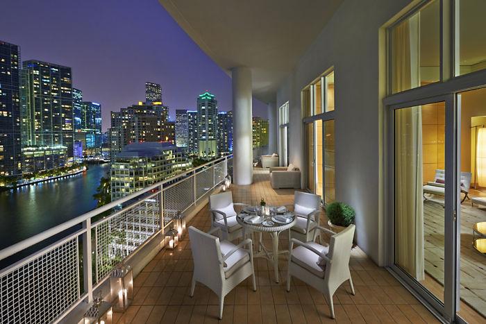 Hotels Near Mandarin Oriental Miami