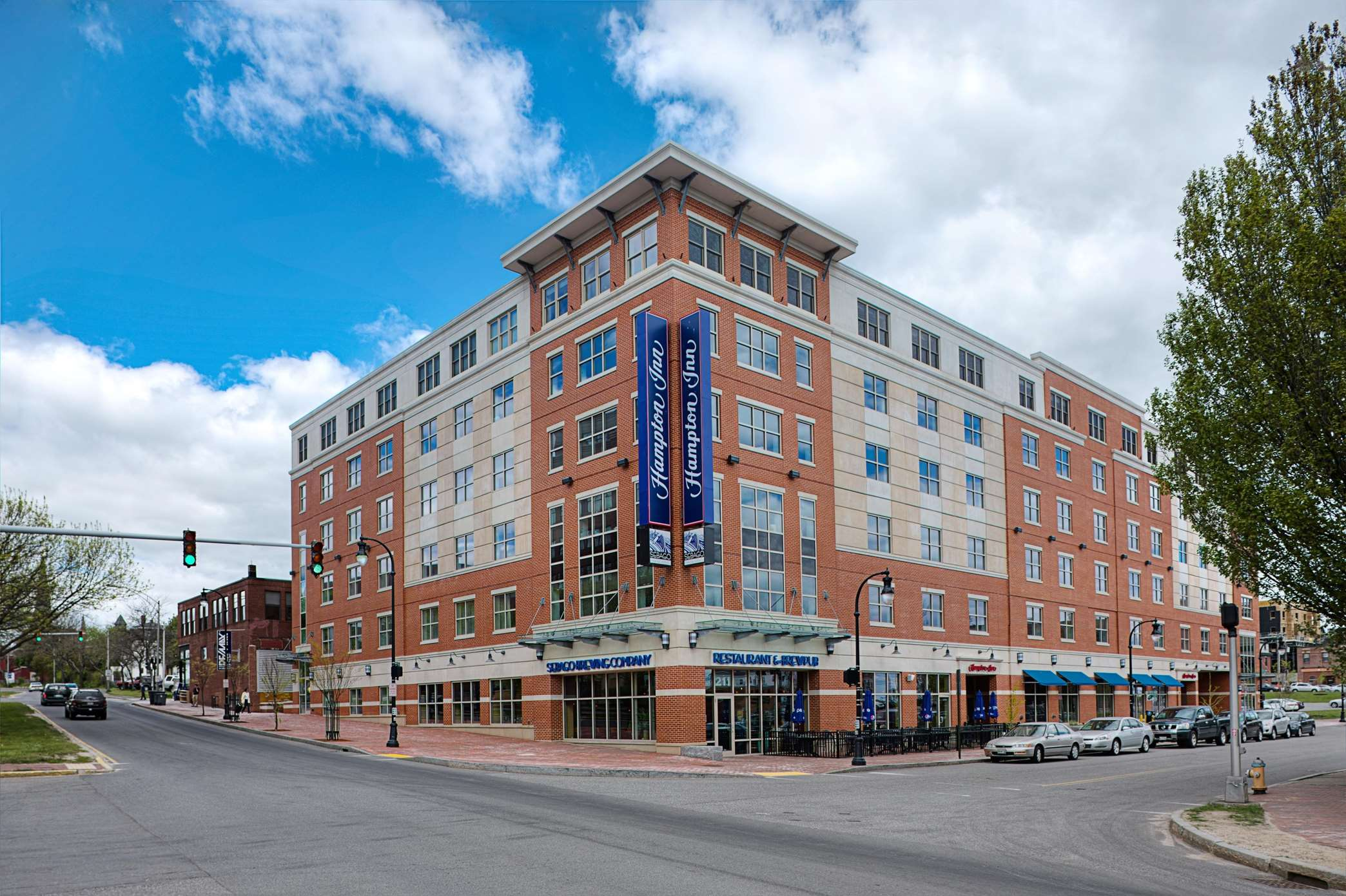 Portland Maine Hotels Near Waterfront