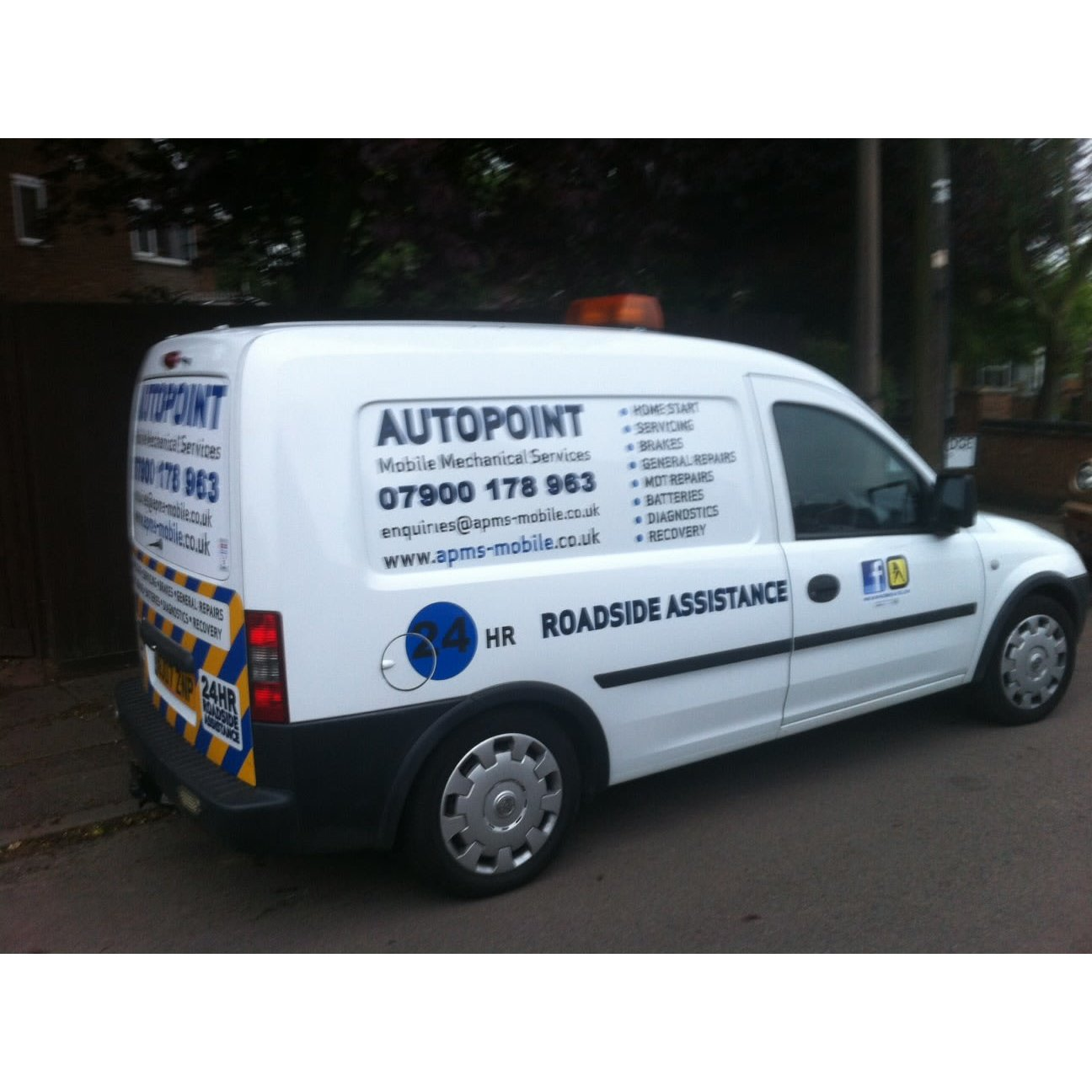 Autopoint Mobile Mechanical Service