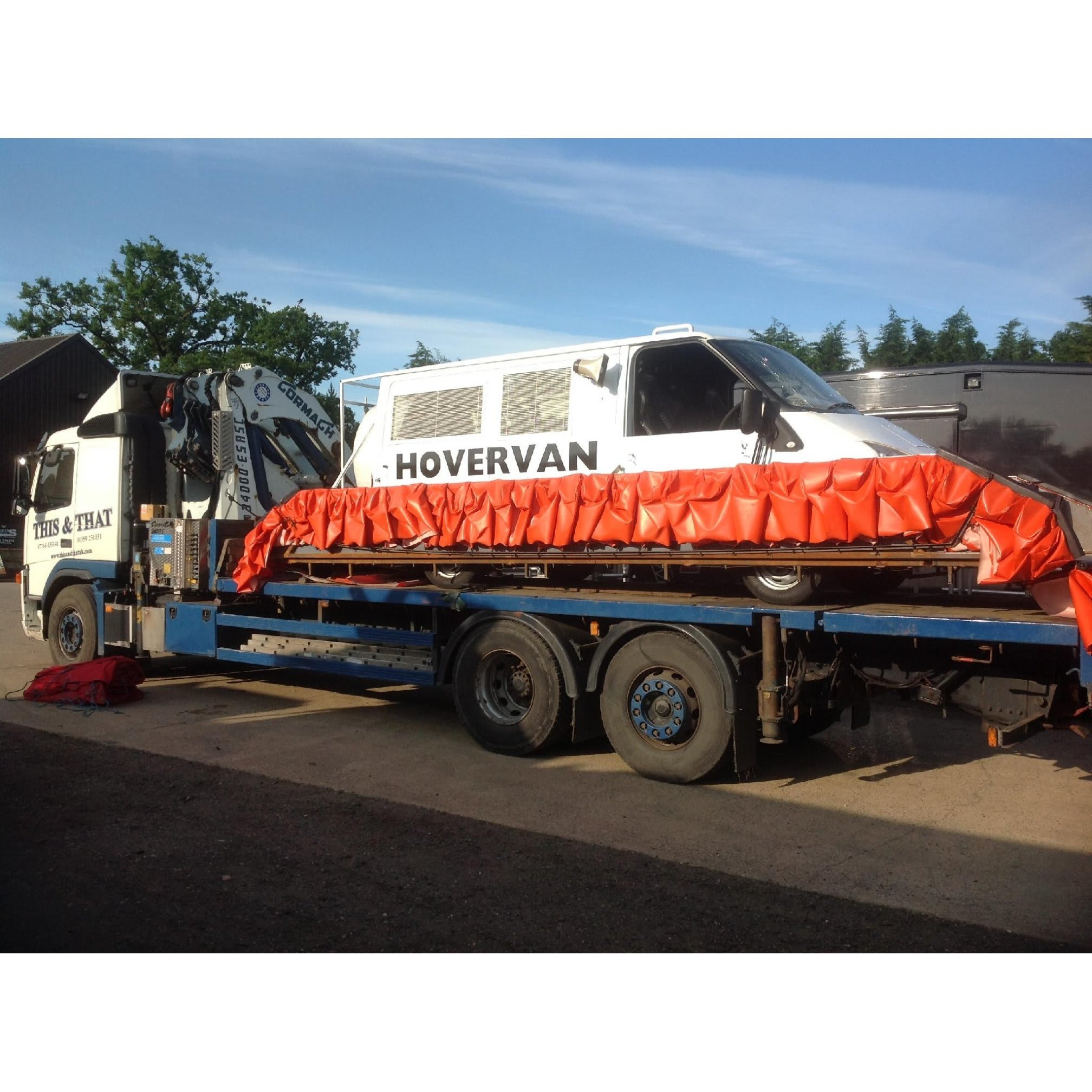This & That Lorry Crane Hire