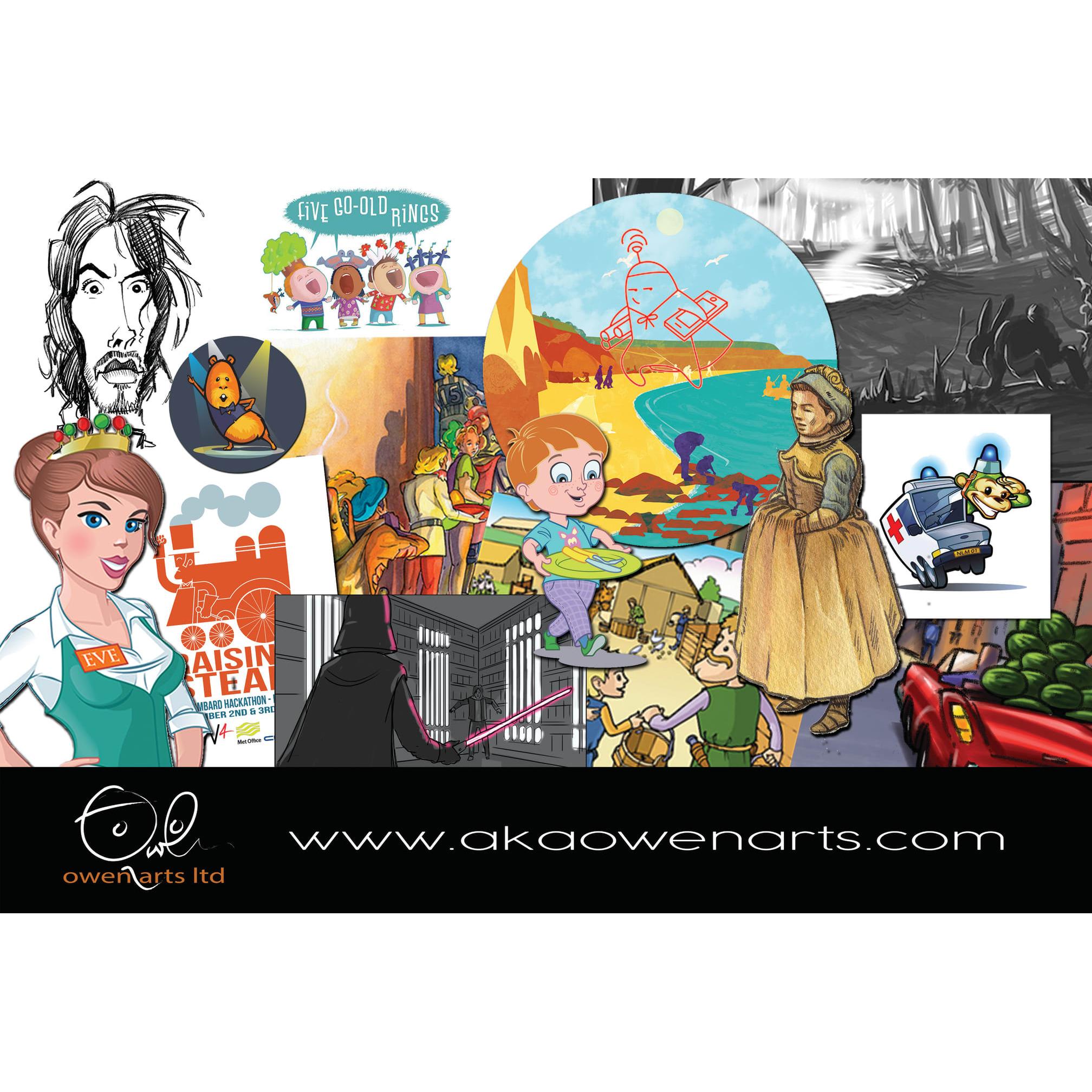 Owen Arts Ltd