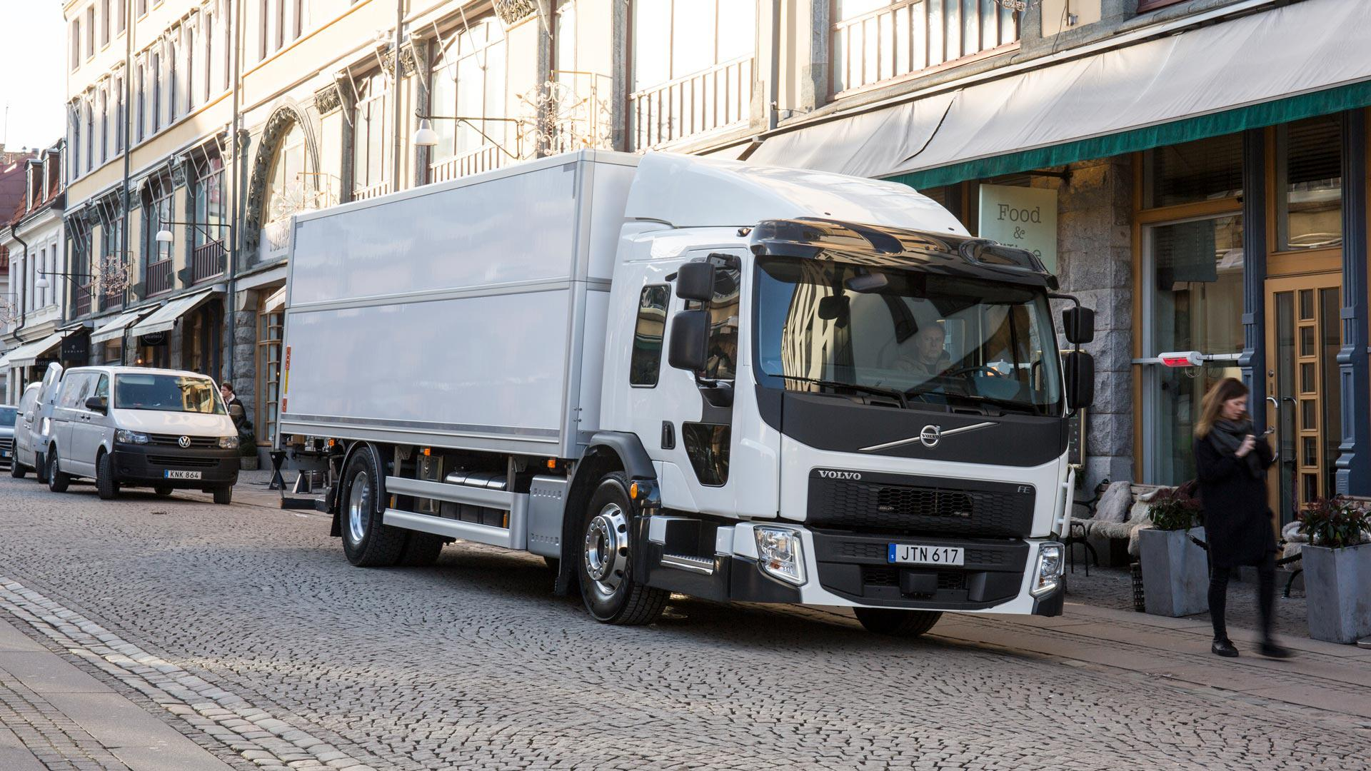 Volvo Trucks Berlin | Renault Trucks Berlin, Buerknersfelder Strasse 15 in Berlin