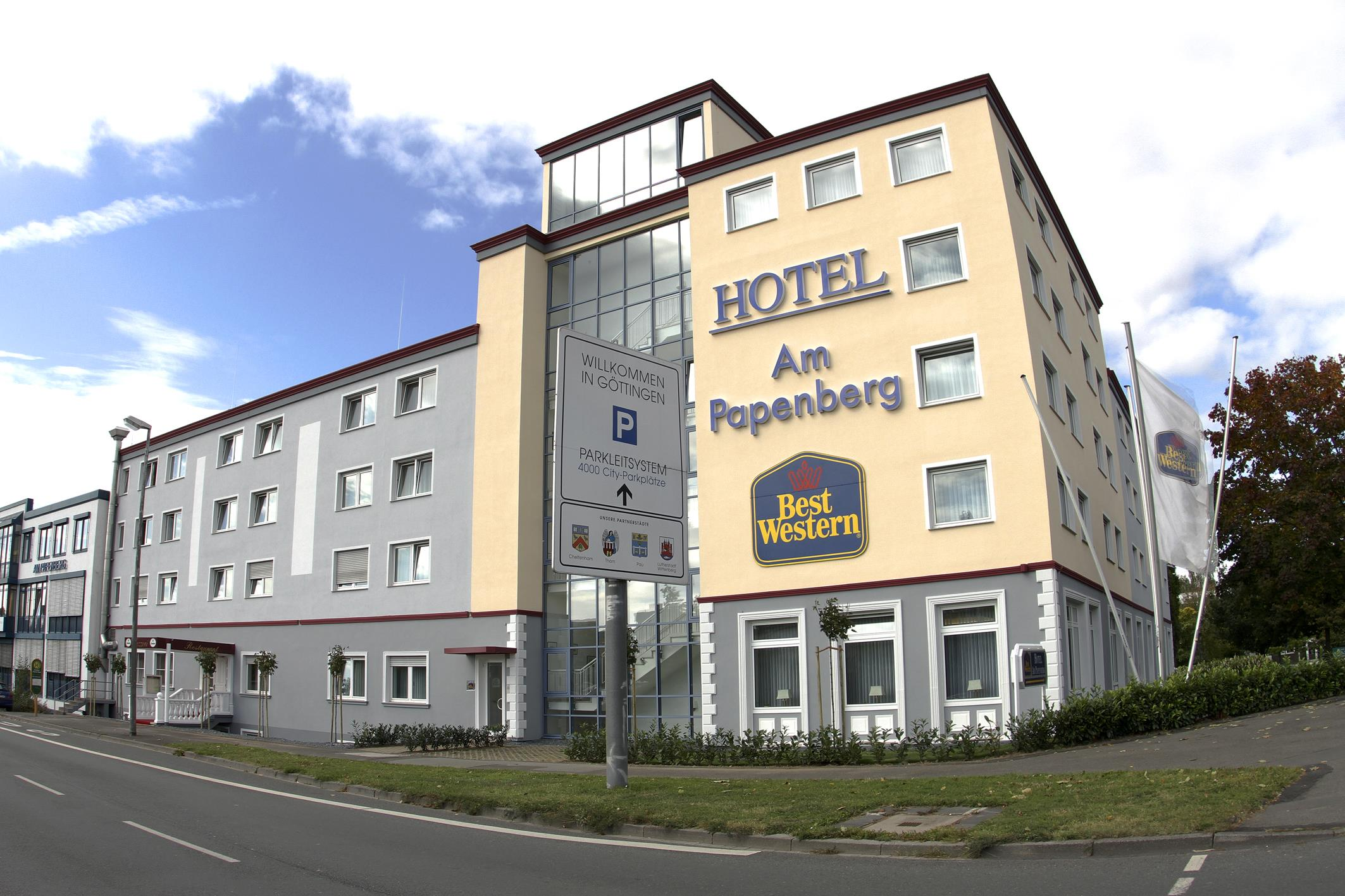 Best Western Hotel Am Papenberg Gottingen