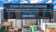 Texas Veterans Vending - No Cost To Your Business