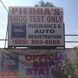 Piedras Smog Test Only