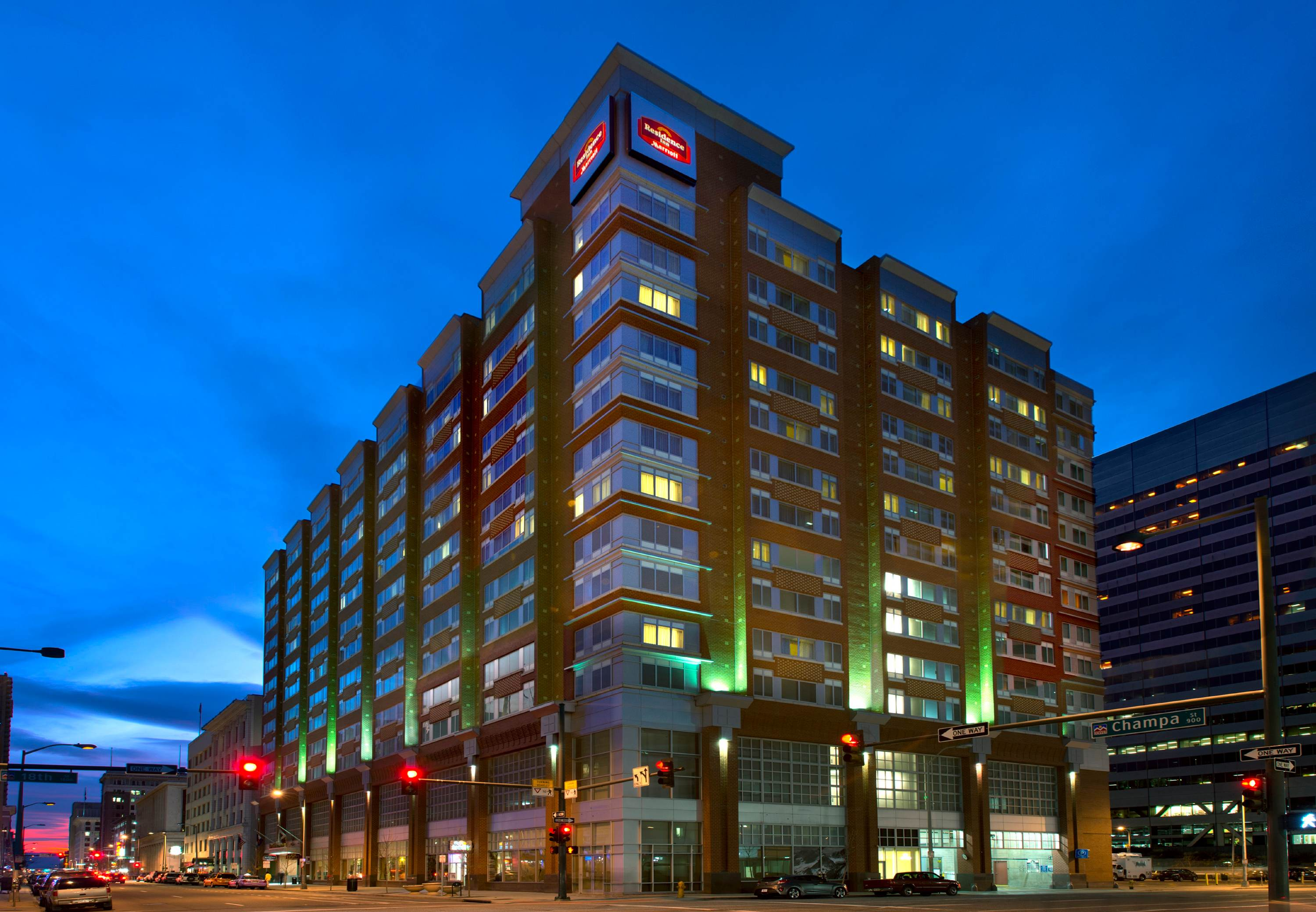 Extended Stay Hotels Commerce City Co
