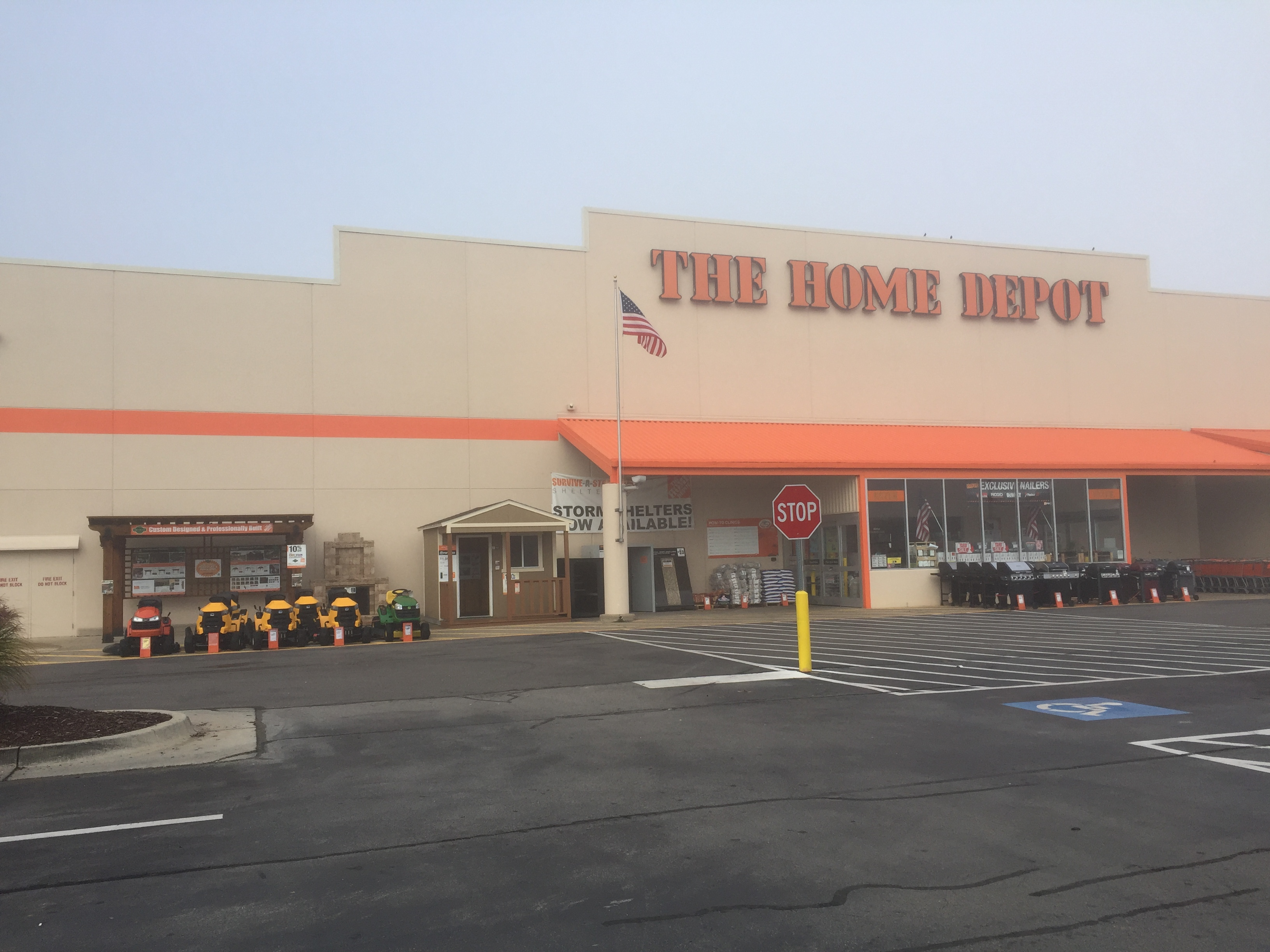 Home Depot Hours Edmond Ok